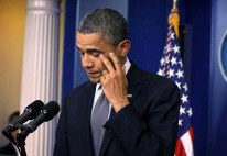 President Obama Addresses The Nation On The Connecticut School Shooting