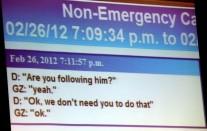 Opening Statements Begin In George Zimmerman Trial