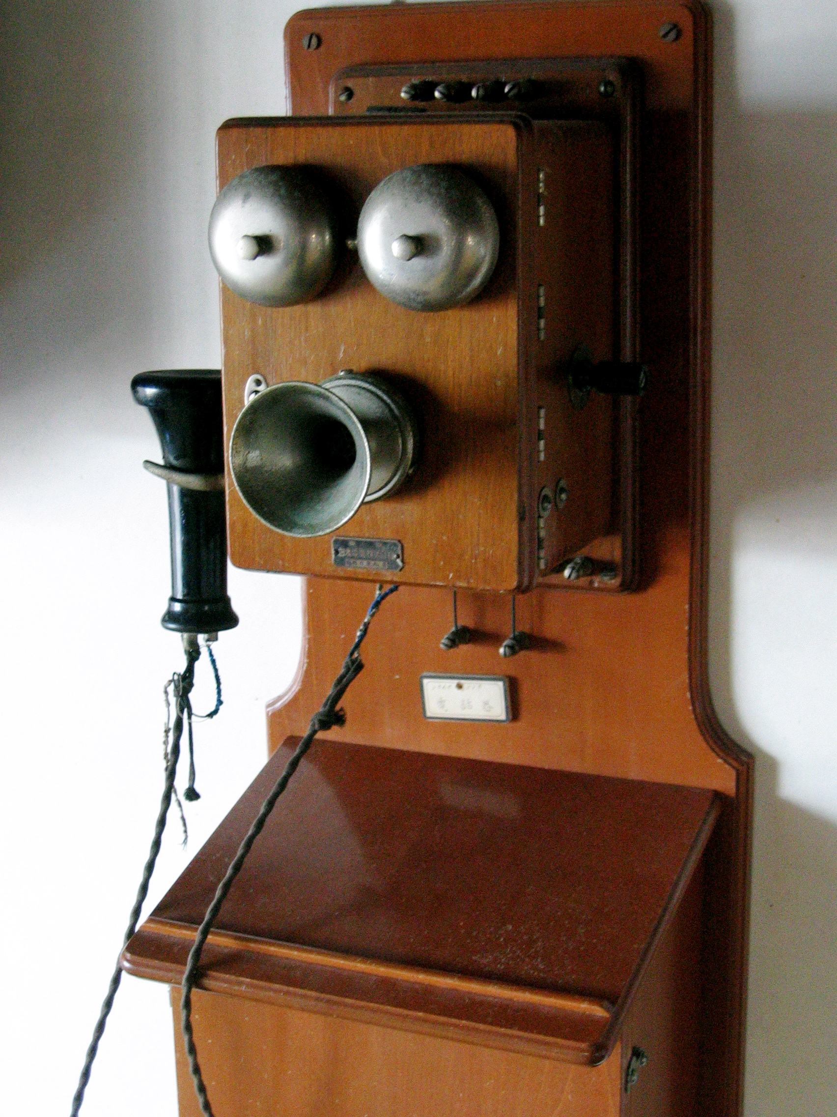 history of telephone 1878 bell demonstrated the telephone to queen victoria on 14 january at osborne house on the isle of wight with calls to london, cowes and southampton.