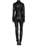 Full-Length-Women-Leather-Jumpsuit-back