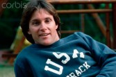 1984 --- A portrait of Bruce Jenner, winner of the decathlon gold medal at the 1976 Olympic Games. --- Image by © Neal Preston/Corbis