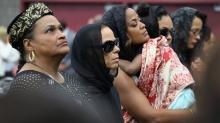 Islamic Funeral Prayer Program Held For Muhammad Ali In Louisville